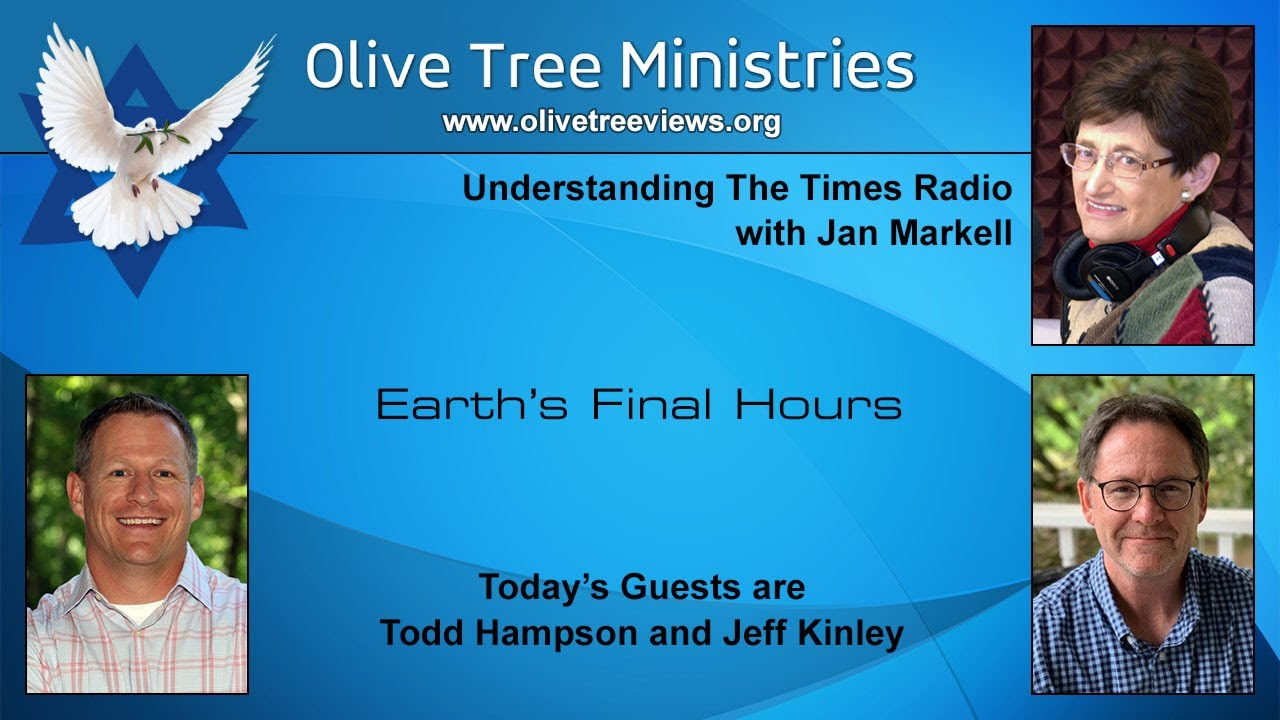 Earth's Final Hours – Jeff Kinley and Todd Hampson