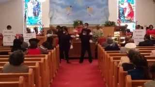 """Glory"" Black History Month 2015 Praise Dance Tribute | Selma | John Legend | Common"