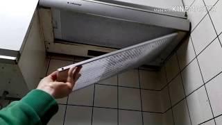 렌지후드 청소하기, 신년맞이 집안 대청소