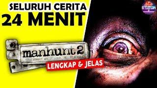 Seluruh Alur Cerita Manhunt 2 Hanya 24 MENIT - Game Gabungan GTA & The Warriors Paling BRUTAL di PS2