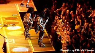 "KISS - Alive/35 World Tour- "" Hotter Than Hell ""MSG-NYC, Sat. October 10, 2009"