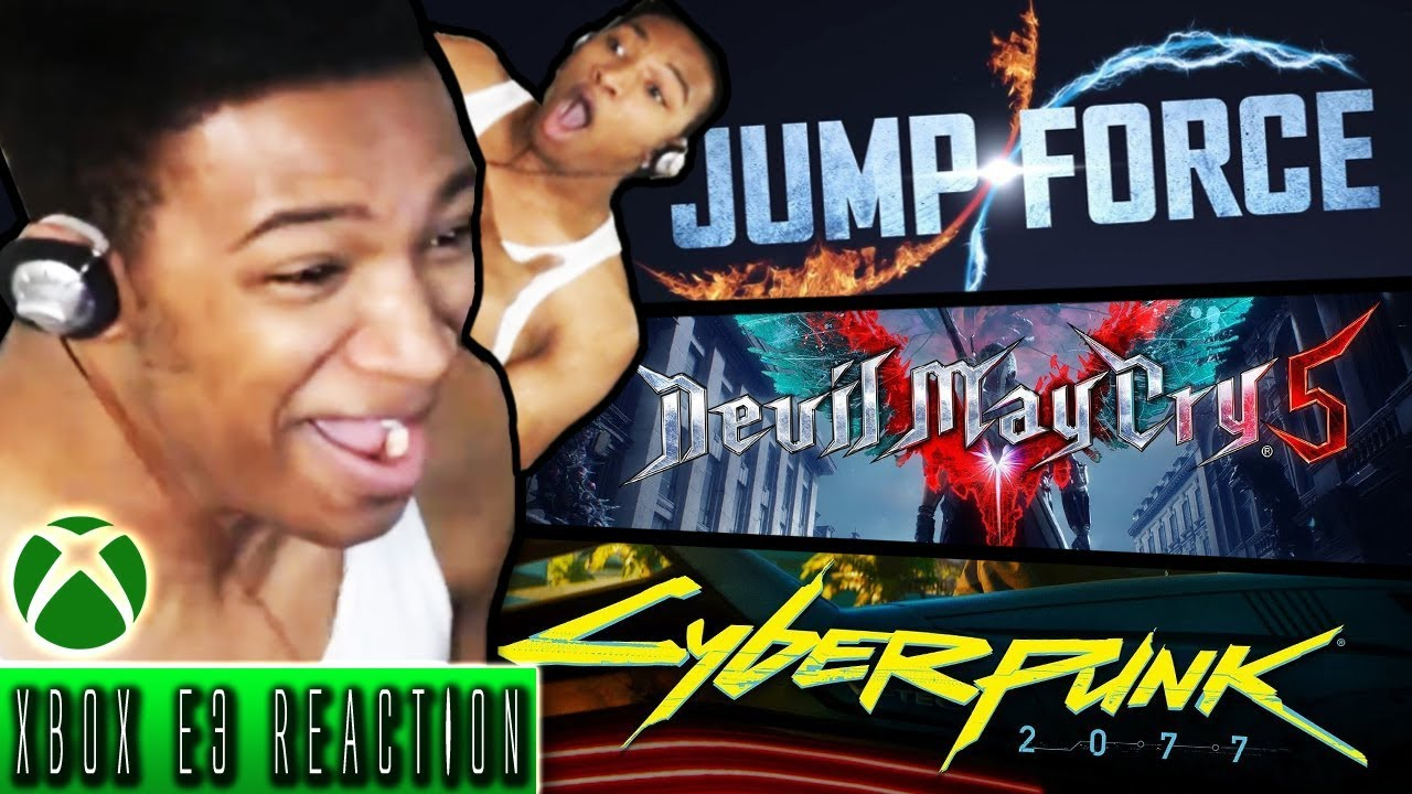 Etika's XBOX E3 Conference Reaction - Funny/Hype Moments [Stream Highlights]