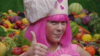 Lazy Town - Recipe for Energy (Instrumental)
