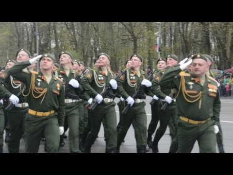 Парад в Смоленске