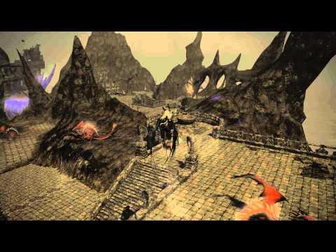 Final Fantasy XIV: A Realm Reborn, Heavensward (Flying Preview)