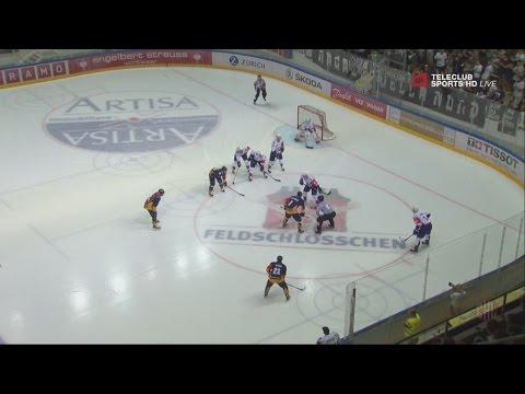 CHL - HC Lugano vs. Adler Mannheim - 07.09.2016