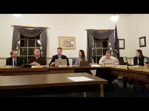 2019 February 19 Yardley Borough Council Meeting