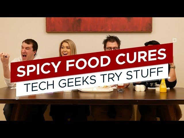 Best Spicy Food Cures?   TGTS S3E9