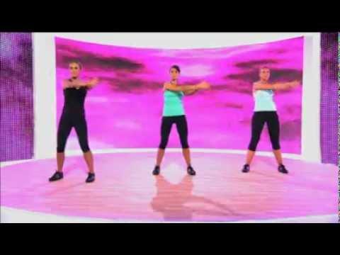 Christine Bleakley - The Workout | eKeepFit.co.uk