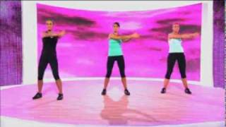 Christine Bleakley - The Workout | eKeepFit.co.uk