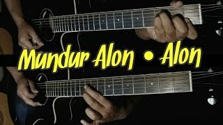Download lagu MUNDUR ALON ALON (Akustik Guitar Cover) Instrumental | The Superheru