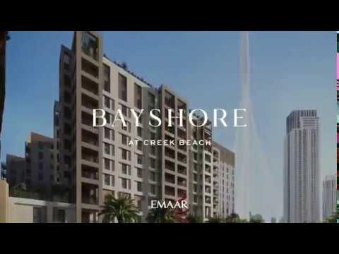 Bayshore at Creek Beach – Dubai Creek Harbour by Emaar