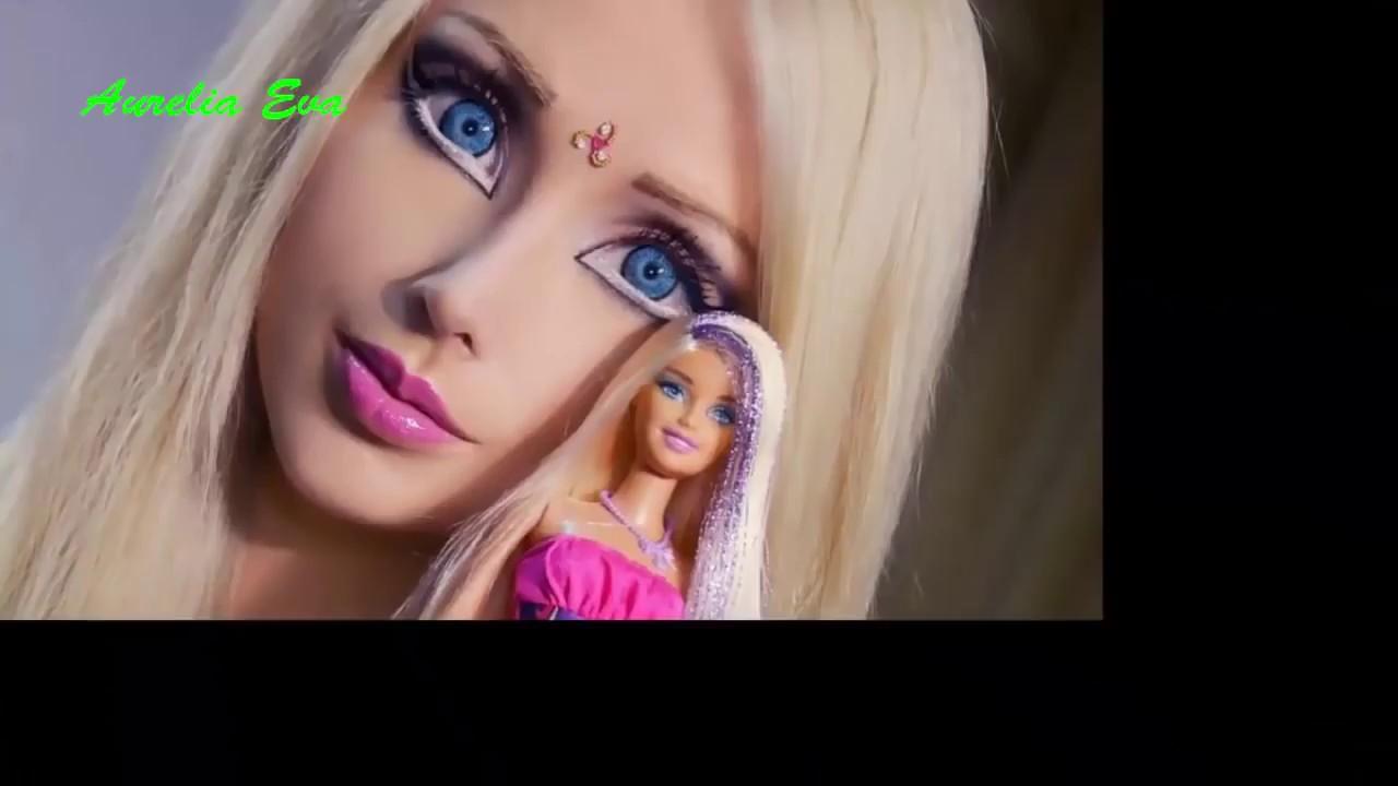 Gadis Tercantik di Dunia Yang Mirip Boneka Barbie - YouTube a810fb2dad