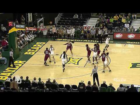Baylor Basketball (W): Highlights vs Winthrop