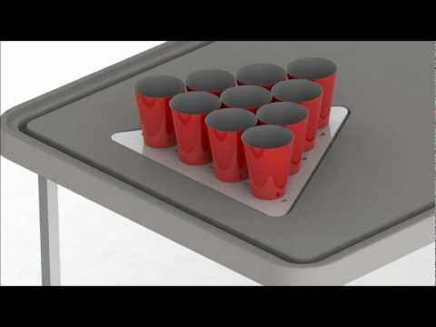 Best Beer Pong Table Ever