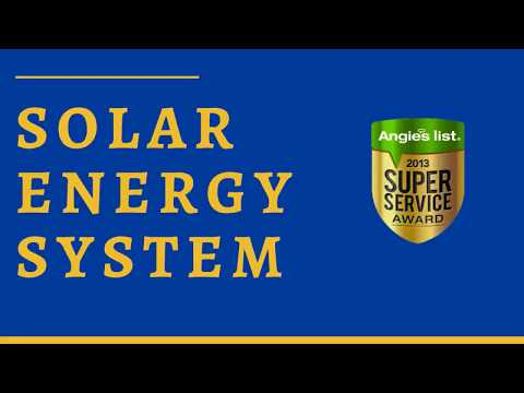 Introduction to Solar Energy System