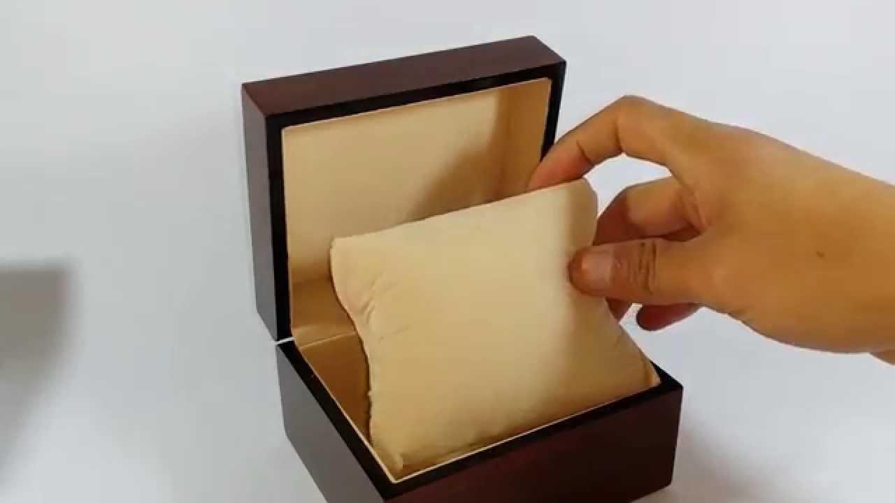 Caja de madera para reloj youtube - Reloj de pared adhesivo ...