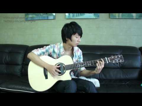 (Jason Mraz) Geek in the Pink - Sungha Jung