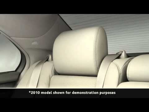 Acura RL Overhead Controls And HomeLink Tutorial YouTube - Acura home link