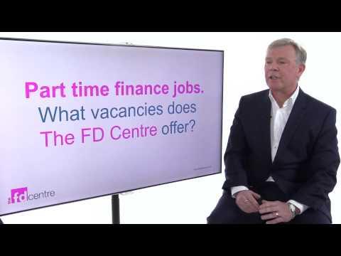 Part Time Finance Jobs