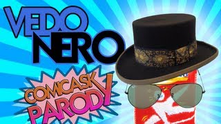 Vedo nero *PARODIA UFFICIALE* by comicasky