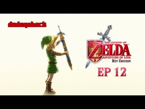 Storming The Great Palace | The Legend of Zelda 2: Adventure of Link [Rev Edition] - Ep 12