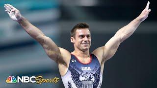 Sam Mikulak dominates day 1 of gymnastics nationals   NBC Sports