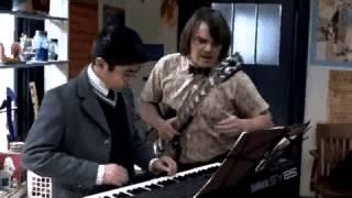 School Of Rock prima prova strumenti
