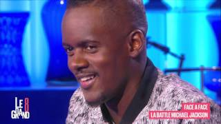 Black M danse le Moonwalk dans le Grand 8 !