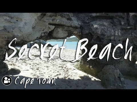 Secret Beach in the West Coast National Park | Things to do in Cape Town