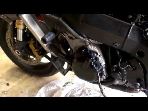 05 GSXR 750 Stator Rectifier and Main Harnes Troubleshooting and Repair -  YouTubeYouTube