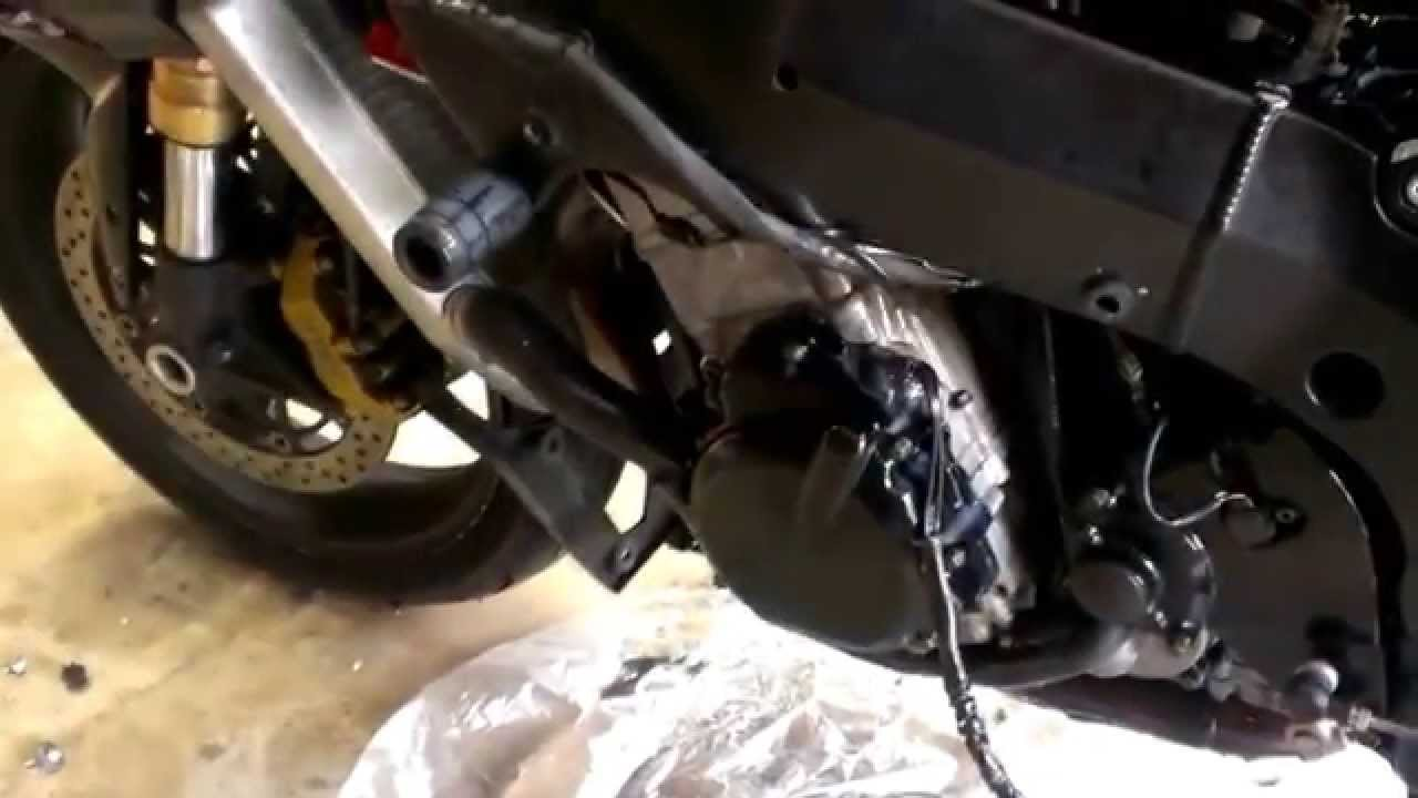 05 GSXR 750 Stator Rectifier and Main Harnes Troubleshooting and Repair  YouTube