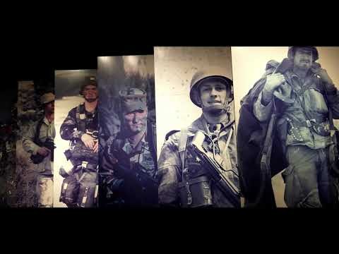 U.S. Army Airborne And Special Operations Museum In Fayetteville, N.C. - A Quick Visit