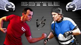 Mortal Kombat: Super Oleg vs Stryker Part 2