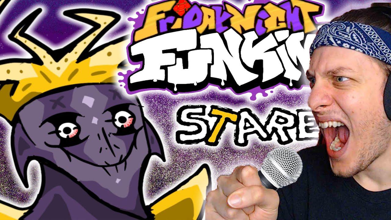 Toparlak STARECROWN MOD Friday Night Funkin