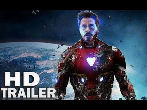 IRON MAN: LEGACY Teaser Trailer HD