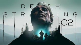 Death Stranding (PL) #2 - Uratowany od śmierci (Gameplay PL / Zagrajmy w)