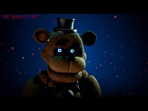 [SFM/FNAF/FANGAMES] Human || Song by Rag'n'Bone Man