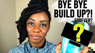 LOC TIPS! #2 | GET RID OF BUILD UP IN YOUR LOCS (WHAT I DID & WHAT WORKS BEST)