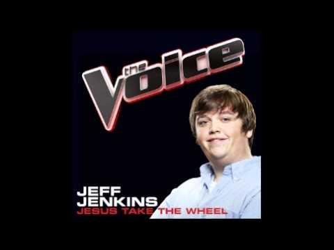 The Voice : Jeff Jenkins - Jesus Take The Wheel [STUDIO VERSION]