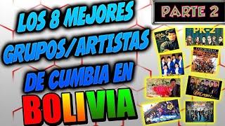 8 mejores grupos de cumbia en BOLIVIA - Parte 2