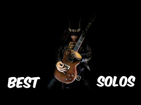 SLASH | Best Solos