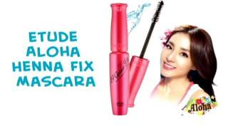 [Closed] Subscriber giveaway - Etude Henna proof 10 mascara: Super Fix Thumbnail
