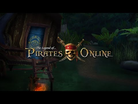 The Legend of Pirates Online: a preview of Potions.