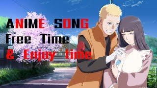 Enjoy time with Anime Song for studying and sleeping  [1 Hour]