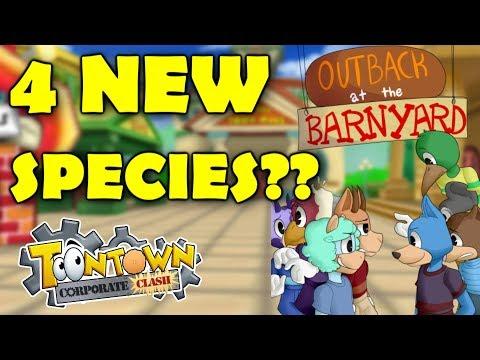 TTCC NEW SPECIES (Barnyard Vs Outback!)