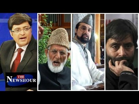 Pakistan's Puppets To Lose VVIP Security & Indian Perks?: The Newshour Debate (6th Sep 2016)