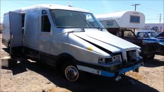 rare $200k EMC Eldorado Starfire motorhome '86