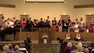 O Lord, Our Lord, How Majestic - Lighthouse Baptist Church Choir and Children's Choir