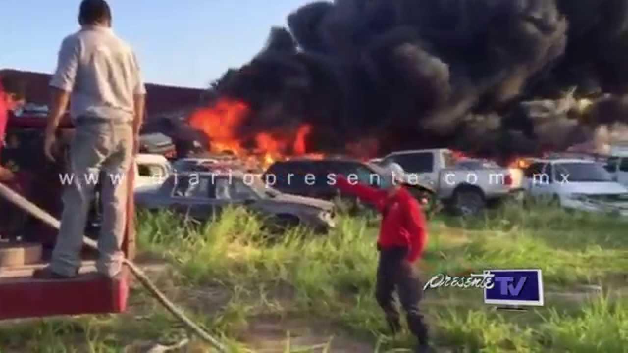 Incendio de pastizal fuera de control en villahermosa for Fuera de control dmax